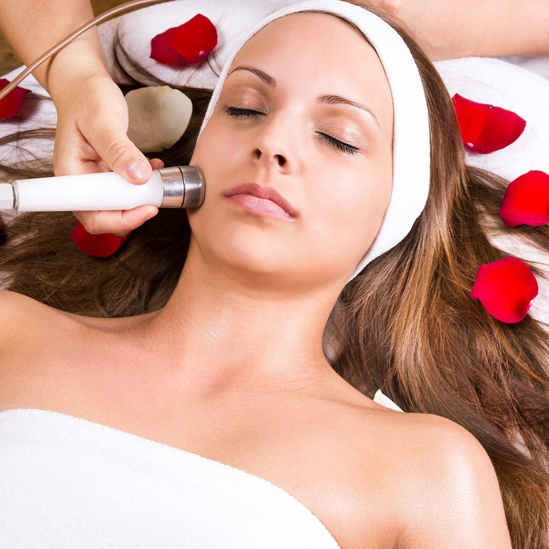 kosmetologin hoidot
